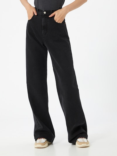 Global Funk Jeans in black denim, Modelansicht