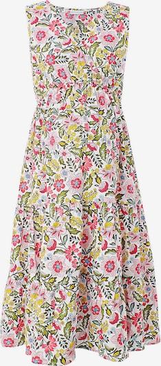 JoJo Maman Bébé Kleid in mischfarben / weiß, Produktansicht