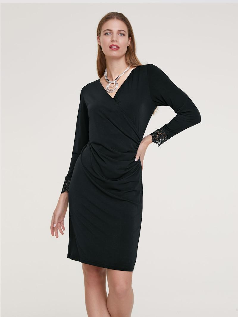 glamorous kleid 'ladies dress' in schwarz | about you