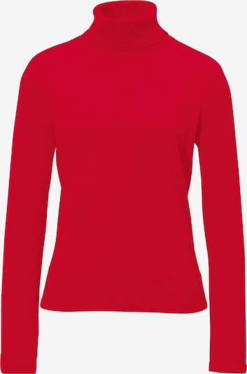 Peter Hahn Pullover 'Roxy' in rot, Produktansicht