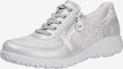 WALDLÄUFER Sneaker in silber, Produktansicht