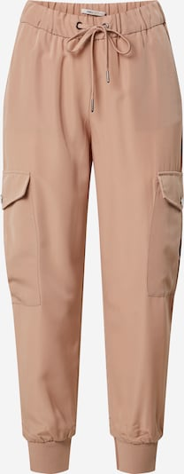 Pantaloni cu buzunare 'MEDEA-JUNIA' ONLY pe bej, Vizualizare produs