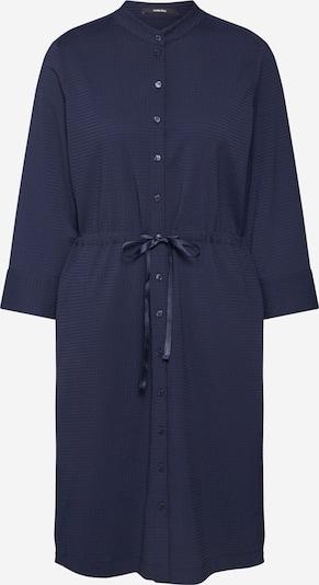 Someday Robe-chemise 'Qarina' en bleu foncé, Vue avec produit