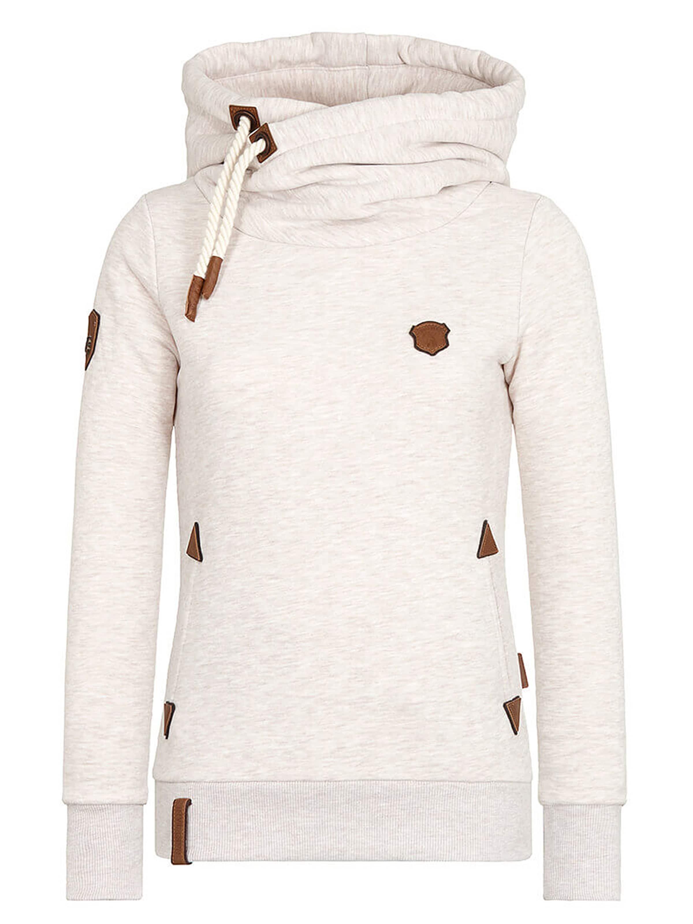 In Naketano Crème 'darth' Sweatshirt OPTXikuZ