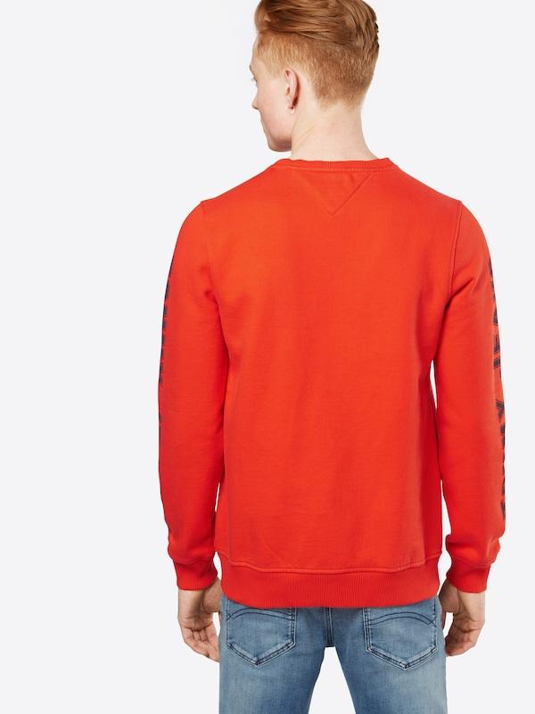 Tommy Jeans Sweatshirt Tjm Logo Cn Hknit L/s 15