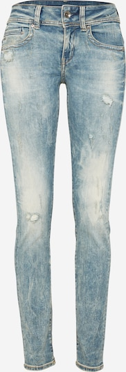 G-Star RAW Jeans 'Midge Saddle' in de kleur Blauw, Productweergave