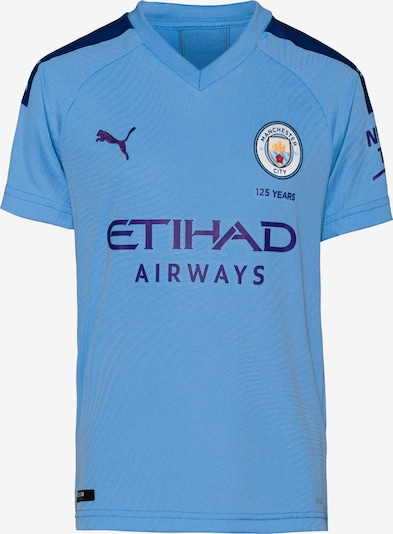 PUMA Trikot 'Manchester City' in navy / rauchblau, Produktansicht