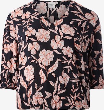 Junarose Shirt 'TINDRA WRESTA' in de kleur Rosa / Zwart, Productweergave