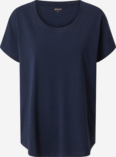 JOOP! Bodywear Chemise de nuit en bleu foncé, Vue avec produit
