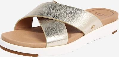 UGG Pantolette 'Kari' in gold, Produktansicht
