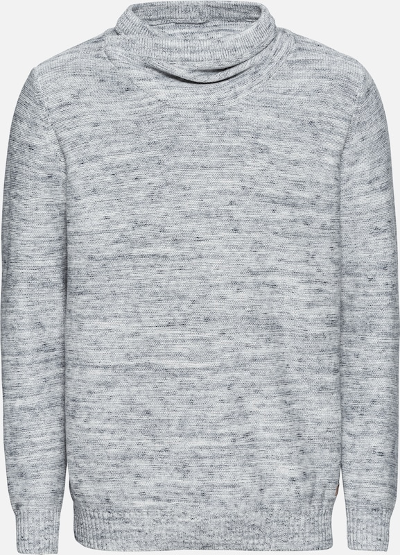 Pepe Jeans Pullover 'OSCARE' in graumeliert, Produktansicht