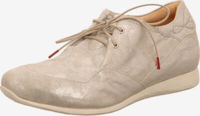 THINK! Schnürschuh in gold, Produktansicht