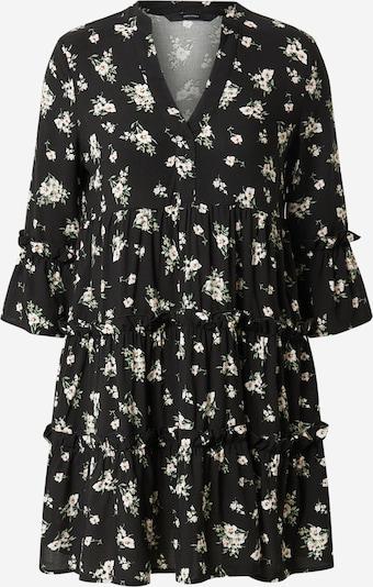 Vero Moda Petite Kleid in beige / gelb / pastellgrün / schwarz, Produktansicht