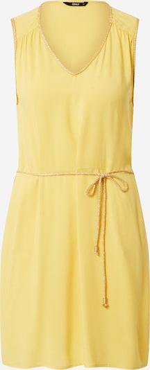 ONLY Letné šaty 'ONLLEANDRA' - žltá, Produkt