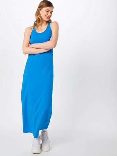 Urban Classics Kleid in royalblau, Modelansicht