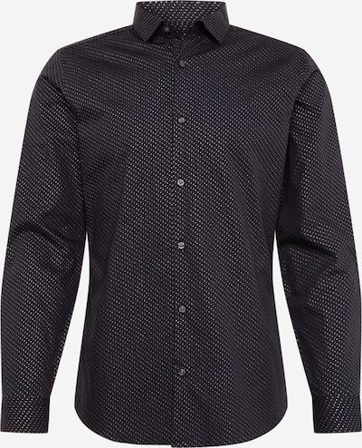Dalykinio stiliaus marškiniai 'INT:SKSC BLKGLD SPOT' iš BURTON MENSWEAR LONDON , spalva - juoda, Prekių apžvalga