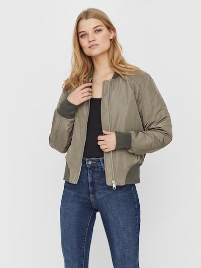 VERO MODA Jacke in khaki: Frontalansicht