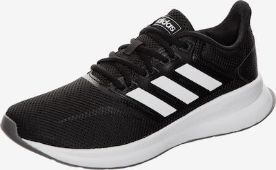 ADIDAS PERFORMANCE Running shoe 'Runfalcon' in black / white, Item view