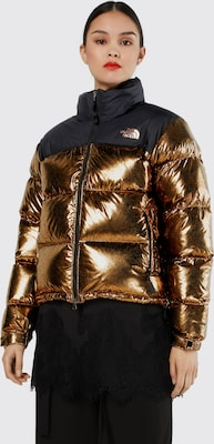 Goud The Well Face Winterjas Retro Wreapped Nuptse' In '1996 North Agwzq