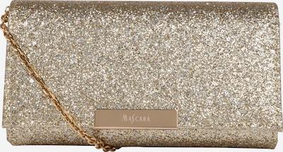mascara Pochette 'MINI FOLD' en or, Vue avec produit