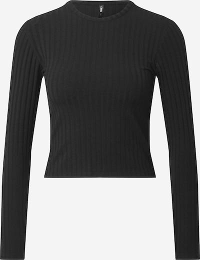 ONLY T-shirt 'Valeria' en noir, Vue avec produit