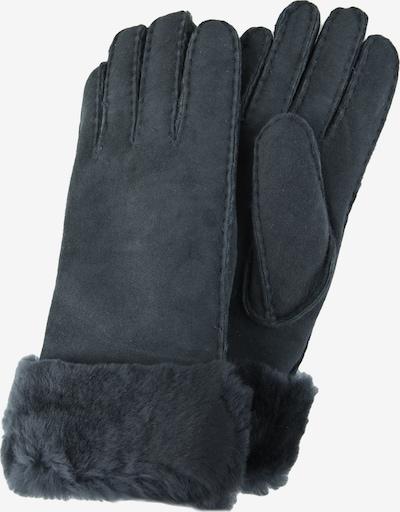 EMU AUSTRALIA Lederhandschuhe 'BAY GLOVES' in dunkelgrau, Produktansicht