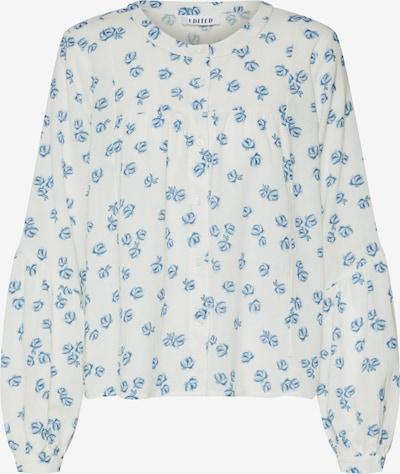 EDITED Bluza 'Serena' u plava / bijela, Pregled proizvoda