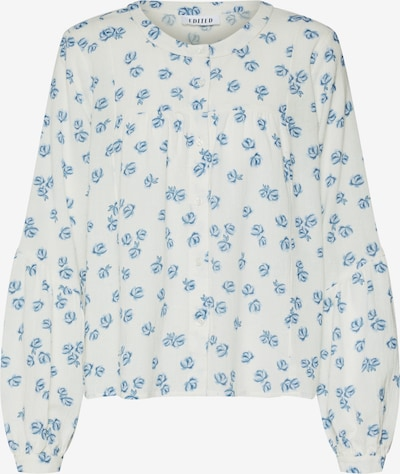 EDITED Chemisier 'Serena' en bleu / blanc, Vue avec produit