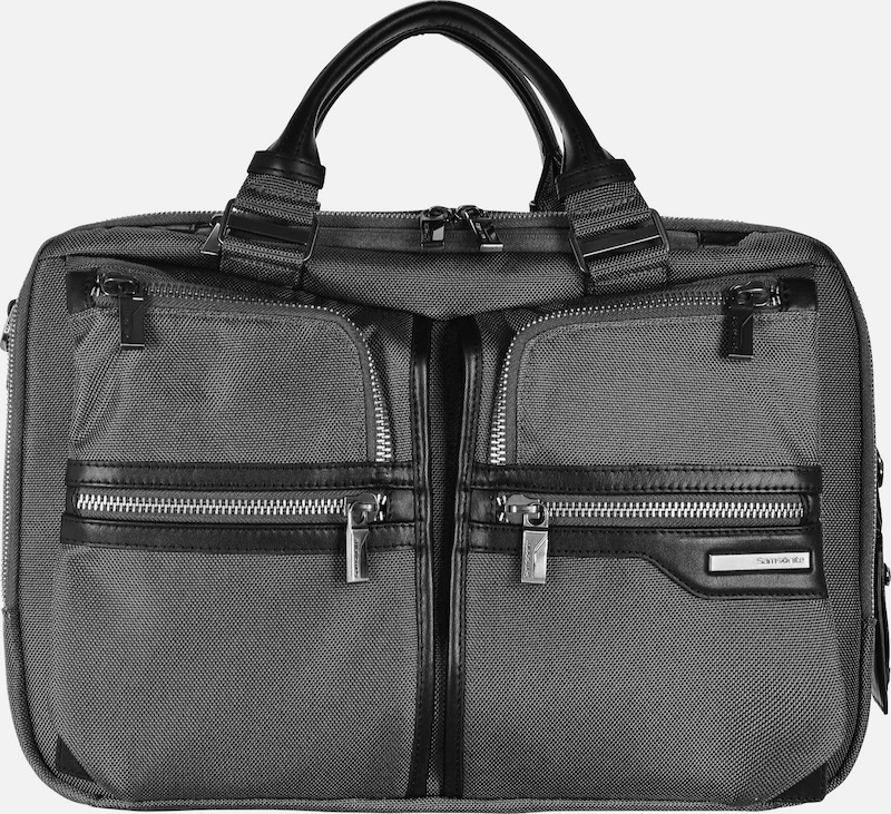 SAMSONITE GT Supreme Aktentasche 43 cm Laptopfach