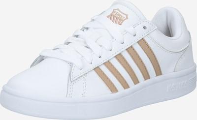 K-SWISS Sneaker 'Court Winston' in hellbraun / weiß, Produktansicht
