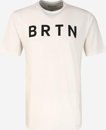 BURTON Funktsionaalne särk, värv valge