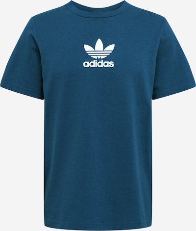 ADIDAS ORIGINALS T-Shirt in blau, Produktansicht