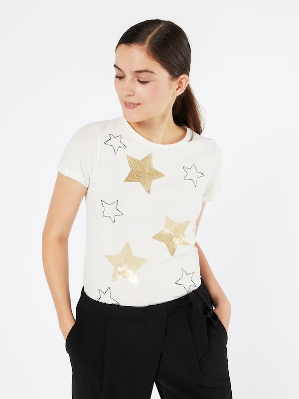À Propos De Vous T-shirt franja