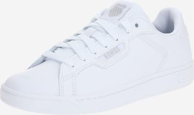 K-SWISS Trampki niskie 'CLEAN COURT II' w kolorze jasnoszary / białym, Podgląd produktu