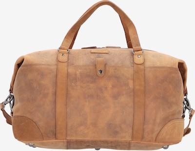 Harold's Reisetasche 'Antic Heritage' in hellbraun, Produktansicht