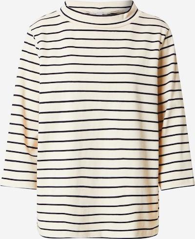 ESPRIT Shirt in de kleur Beige / Navy, Productweergave