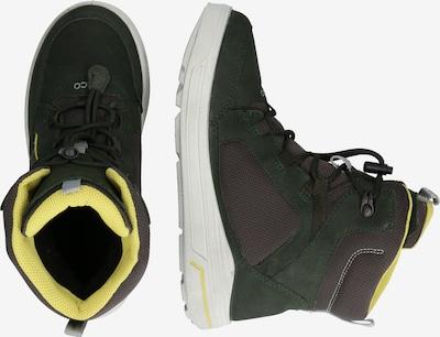 ECCO Chaussures ouvertes 'Urban Snowboarder Deep ForestCanary' en vert: Vue de profil