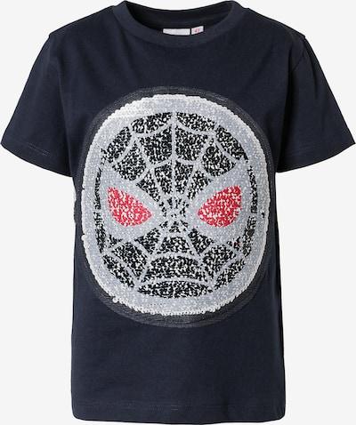 SPIDERMAN T-Shirt in kobaltblau, Produktansicht