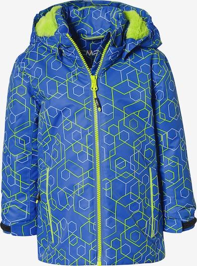 CMP Skijacke in blau / apfel, Produktansicht