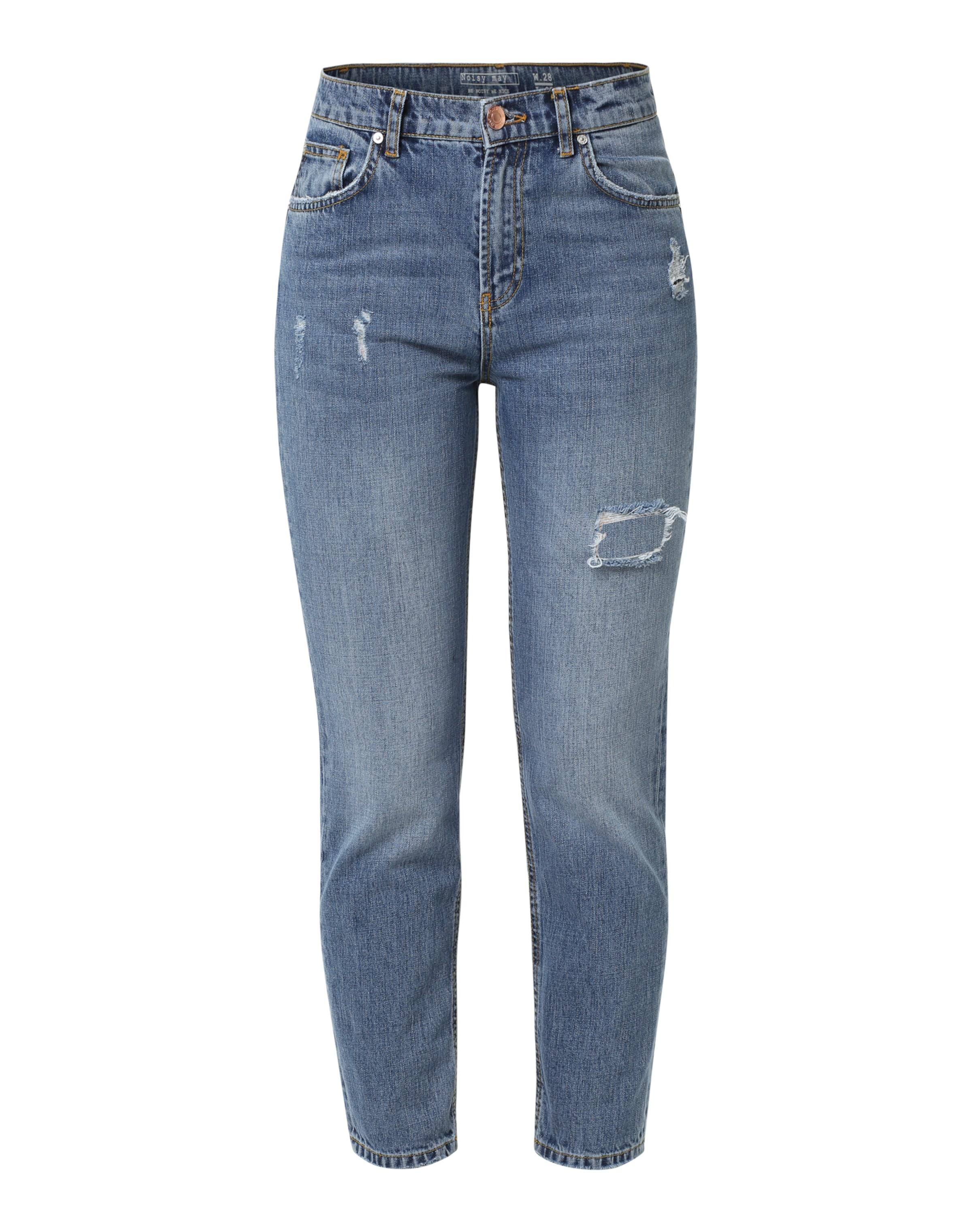 Ankle Jeans May En Bleu Jean Noisy 'nmliv Dest Ba608' Nw Straight 0PkwnO