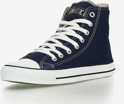 Ethletic Sneaker 'Fair Trainer' in dunkelblau / weiß, Produktansicht