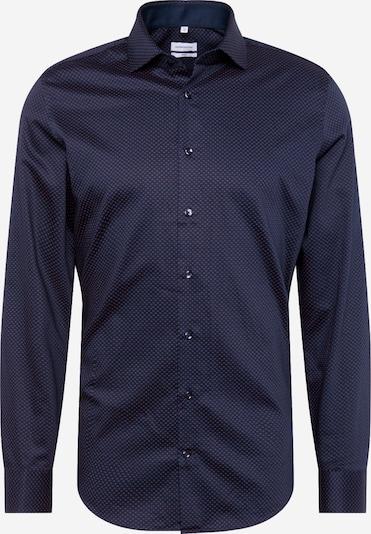 SEIDENSTICKER Koszula biznesowa 'Light Spread' w kolorze ciemny niebieski / różowym, Podgląd produktu