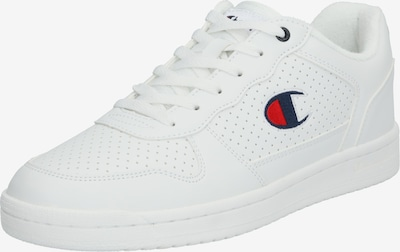 Champion Authentic Athletic Apparel Baskets basses 'CHICAGO LOW' en blanc, Vue avec produit
