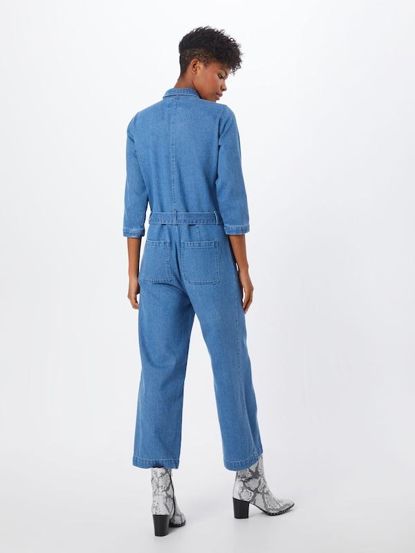 Combinaison En hose' Review Overall 'worker D Bleu 8wOmyNv0nP