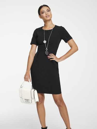 heine Pouzdrové šaty - černá, Model/ka