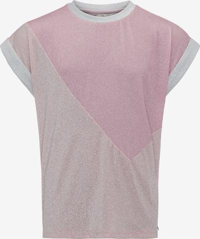 Petrol Industries T-Shirt en pêche / rose / blanc, Vue avec produit