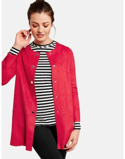 TAIFUN Blazer in rot, Modelansicht