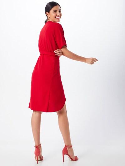 Boohoo Kleid in rot: Rückansicht
