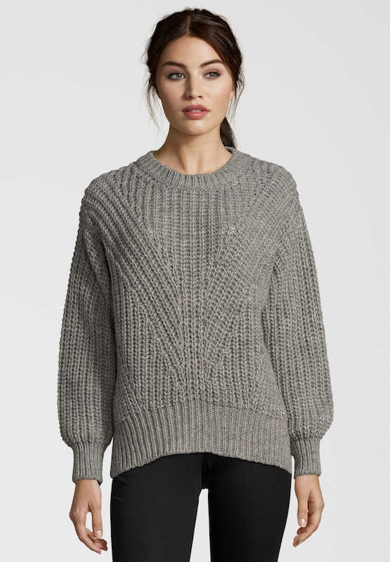 CINQUE Strickpullover 'CICONNY' in in in grau  Große Preissenkung 63d143