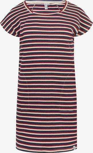 Cleptomanicx Kleid in nachtblau / rot / weiß, Produktansicht